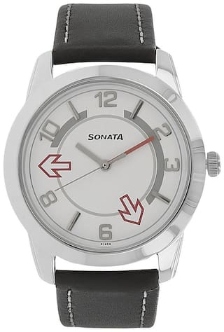 Sonata NK7924SL03 Men Watch