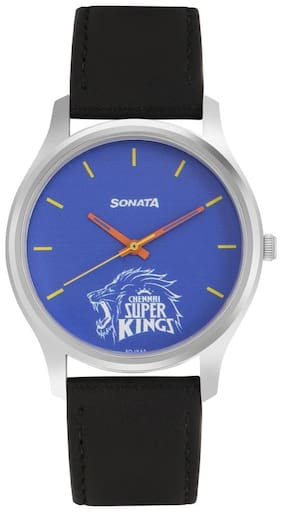 Sonata 77082SL06 Men Watch