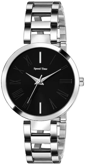 Speed Time Analog Watch For Women