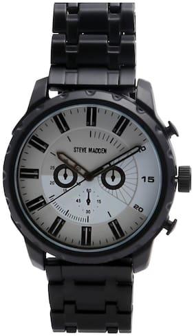 Steve Madden Chronograph White Dial Women's Watch