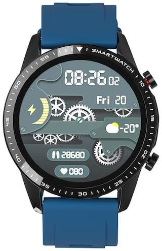 Styx HALO Unisex 32 mm Blue Smart Watch