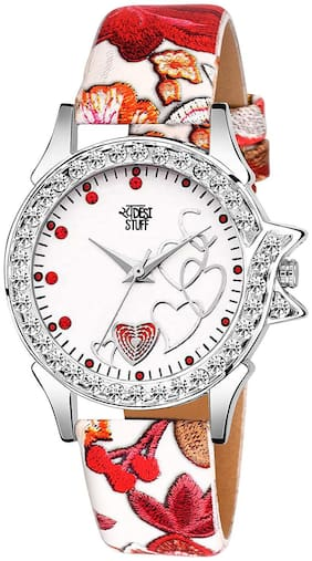 Swadesi Stuff Stylish Multi color Analog Watch for Girls and Women Watch -for Girls