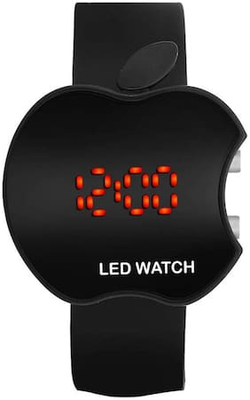 Swisstyle Analog Watch For Boys Ss-blk-led