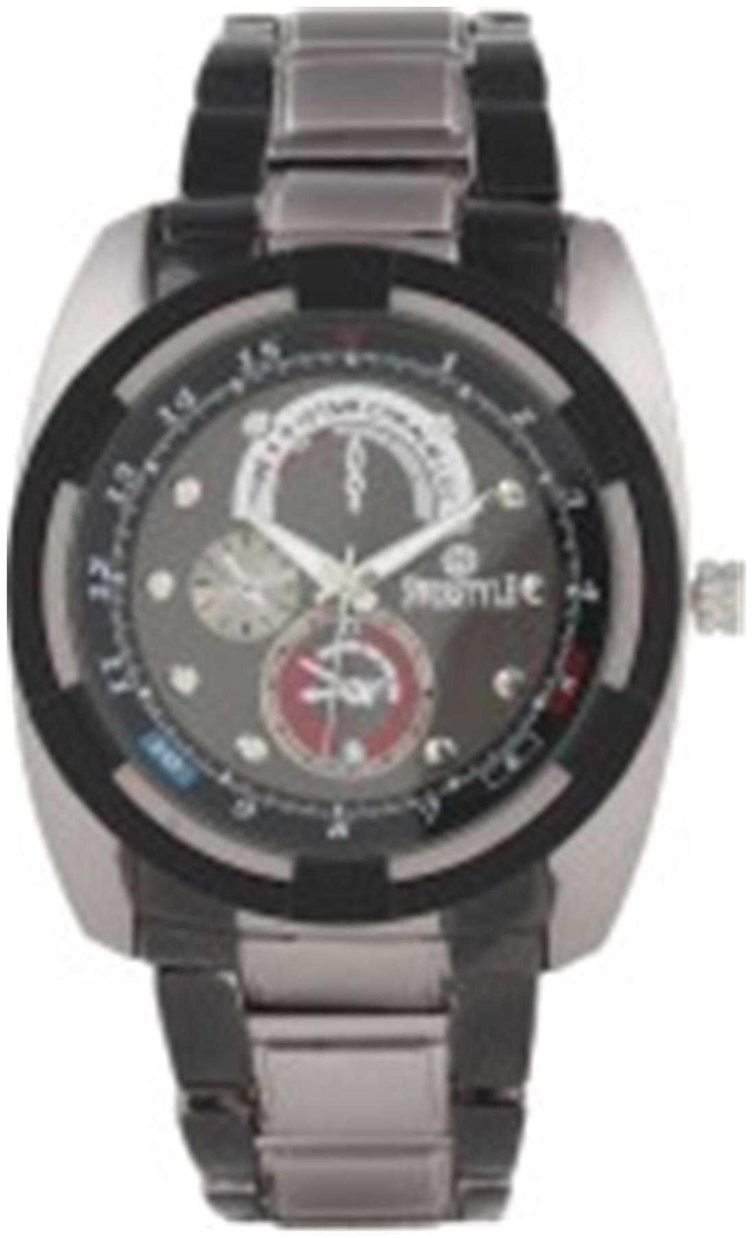 Swisstyle SS GR605 BLK CH analog watch for men