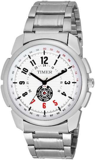 Timer stylish sporty analog watch for boys and men TCTM-018