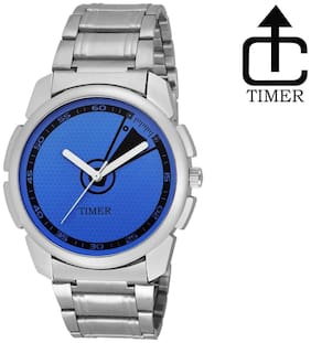 Timer stylish sporty analog watch for boys and men TCTM-019