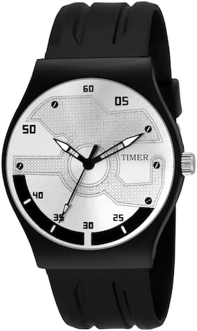 Timer stylish sporty analogue watch for boys and men TC-PW-306
