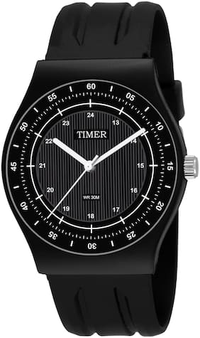 Timer stylish sporty analogue watch for boys and men TC-PW-303
