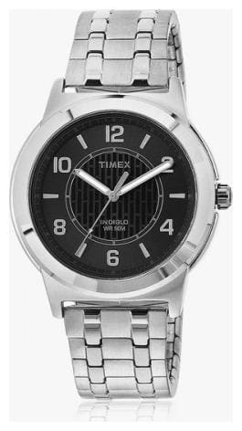 Timex Analog Black Dial Men Watch-TW2P61800
