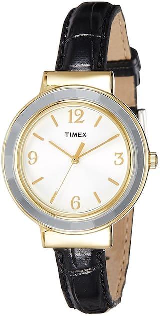 Timex Analog Silver Dial Women's Watch - TWH2Z98106S
