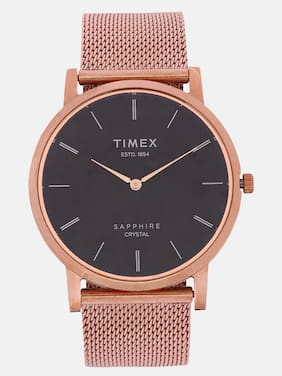 Timex Black Men Watch