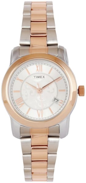 Timex Stainless Steel analog Watch