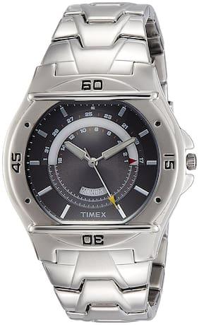 Men Grey Analog Watch