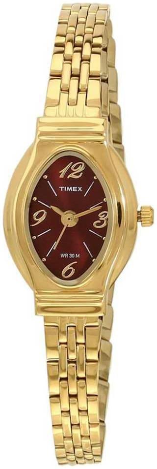 Timex TW000JW23 Analog Watch For Women