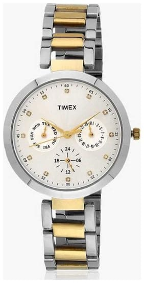 Timex  Tw000X207 Women Chronograph Watch