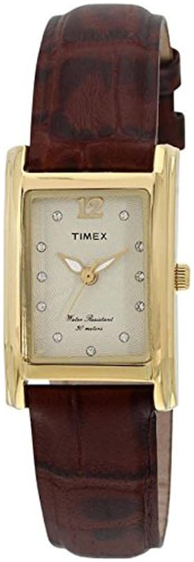 Timex TW0TL8908 Analog Watch For Women