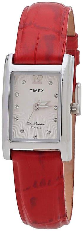 Timex TW0TL8907 Analog Watch For Women