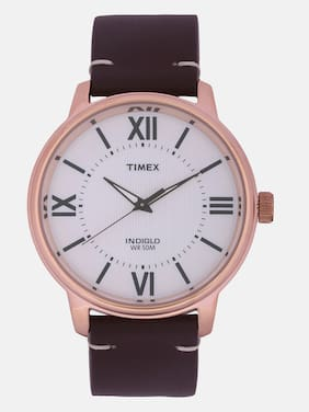 Timex White Men Watch