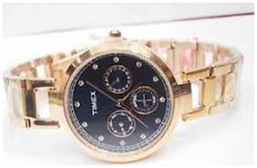 Timex Women Black Multifunction Watch TW000X215