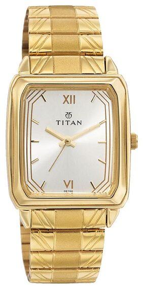 Titan 1581YM02 Quartz Men Watch