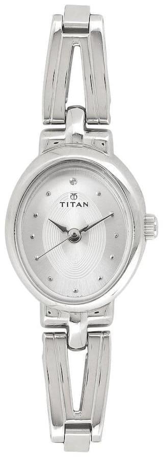 Titan 2594SM01 Women Watch