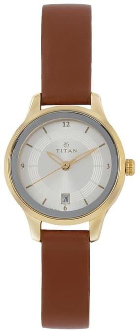 Titan 2602YL01 Women Watch
