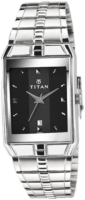 Titan 9151sm02 Analog Watch - For Men