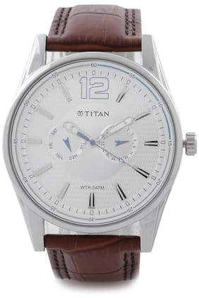 Titan  9322Sl05 Men Chronograph Watch