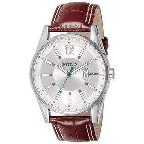 Titan  9322Sl03 Men Analog Watch