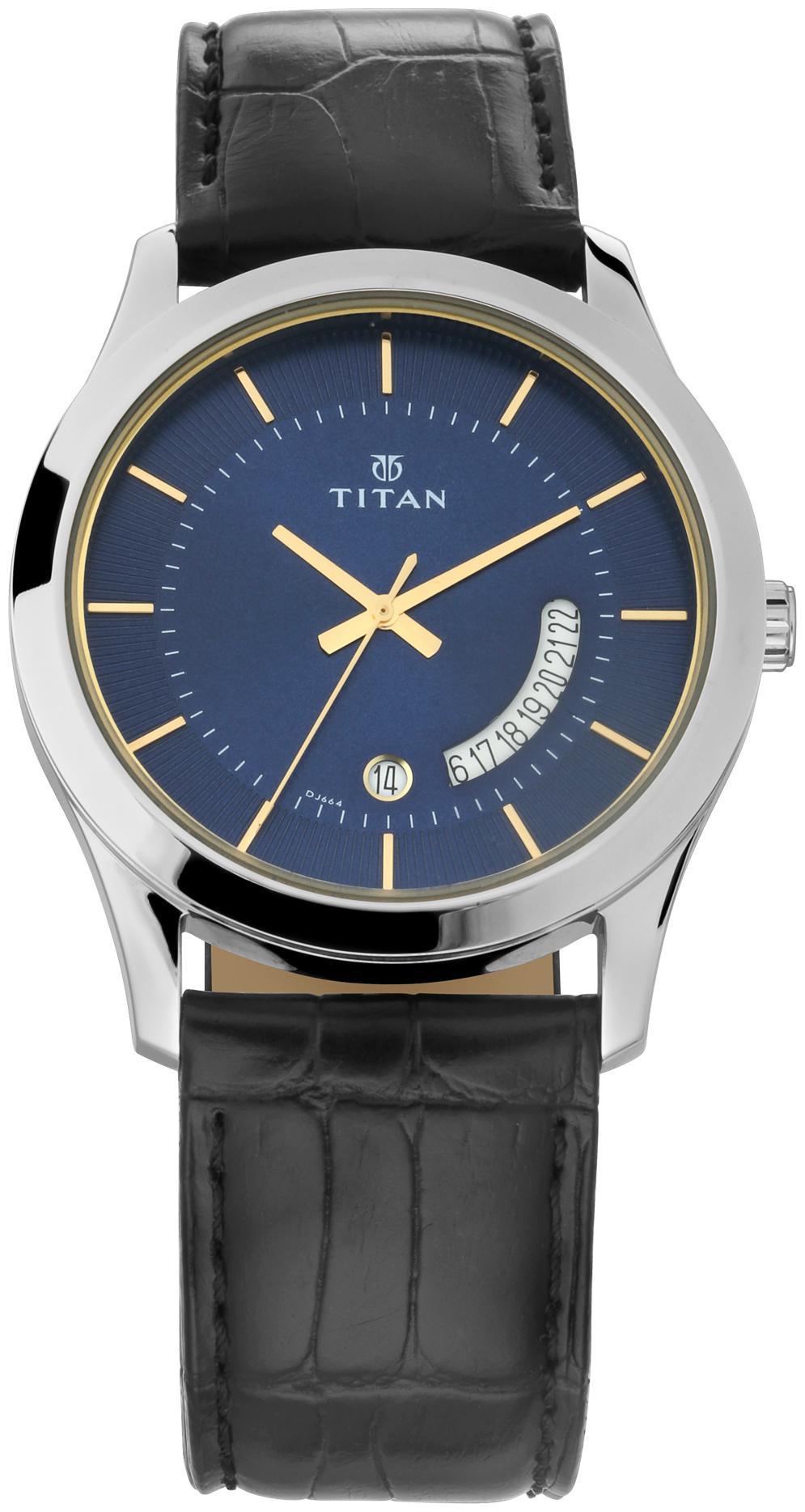 Titan Analog Watch For Men by Titan Company