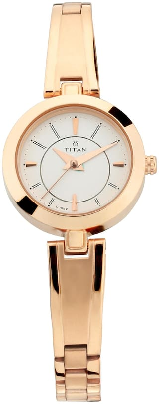 Titan Analog Watch For Women