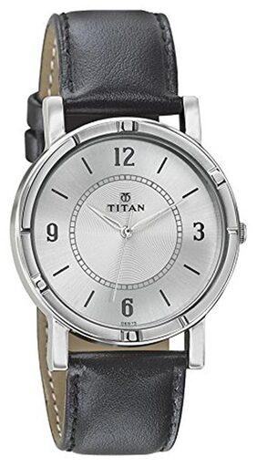 Titan Men Analog Watch - White