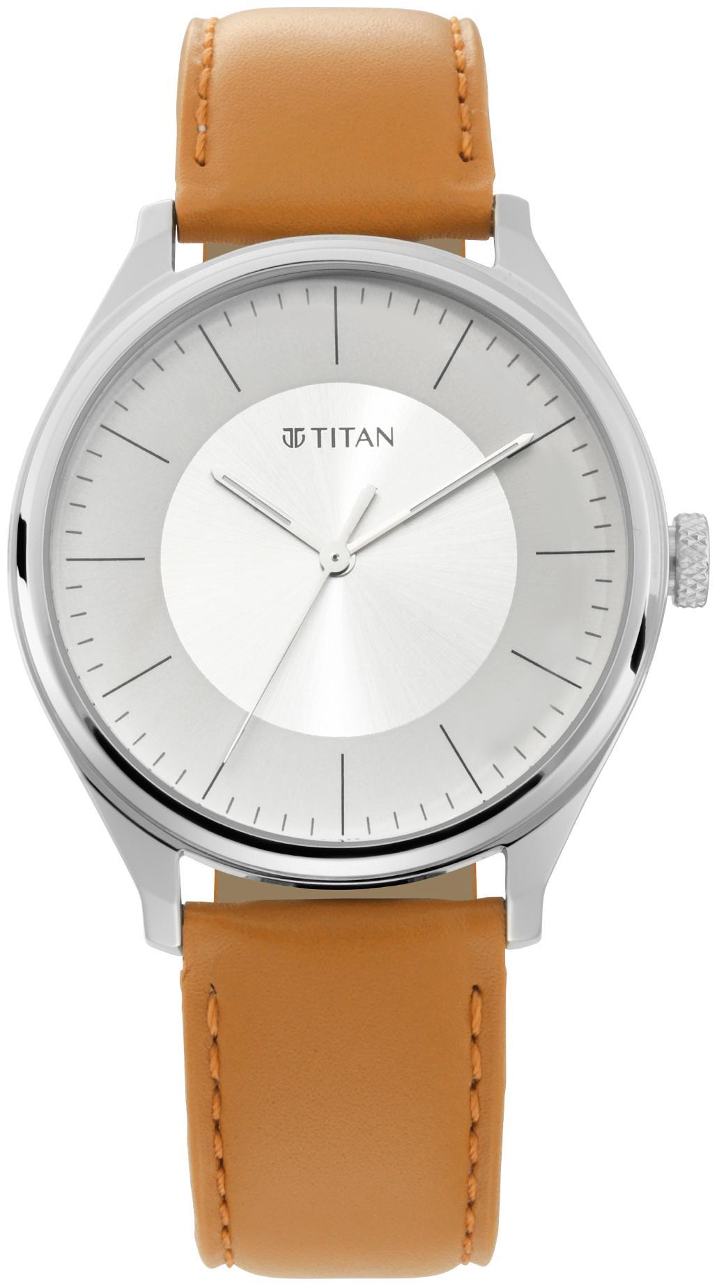 Titan Neo 1802SL07 Analog Watch for Men by Titan Company
