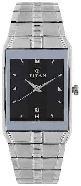 Titan NH9151SM02A Men Watch