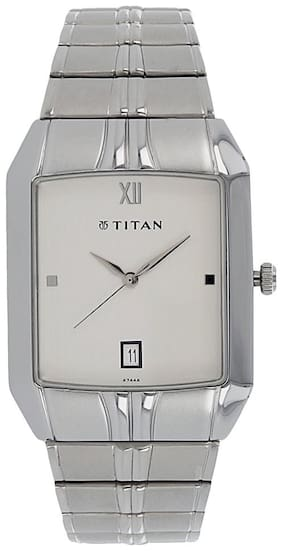 Titan NH9264SM01A Men Analog with Date watch