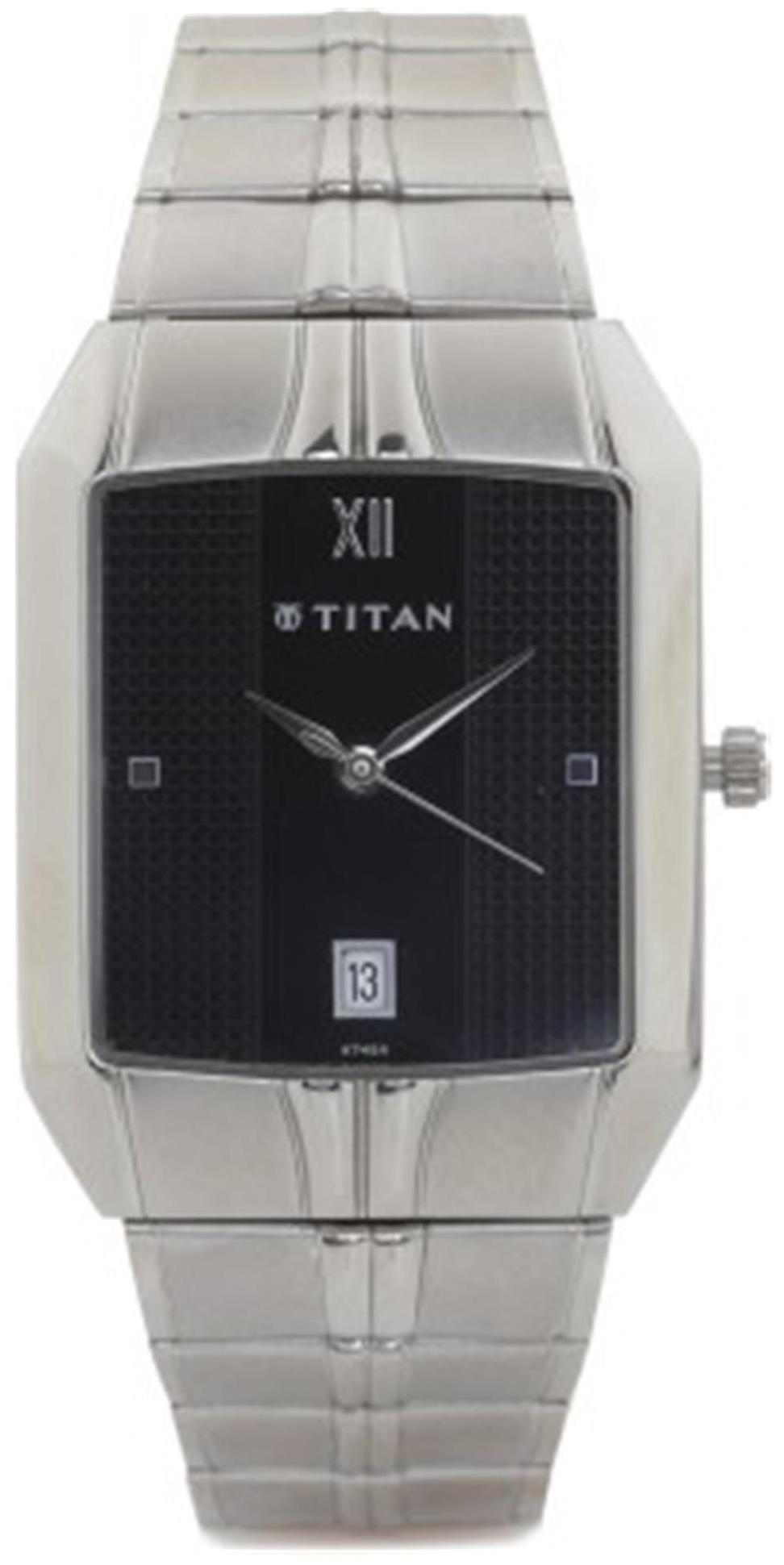 Titan  Nh9264Sm02A Men Analog Watch