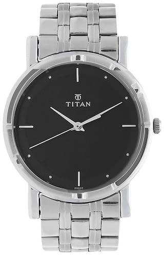 Titan NK1639SM02 Men Watch