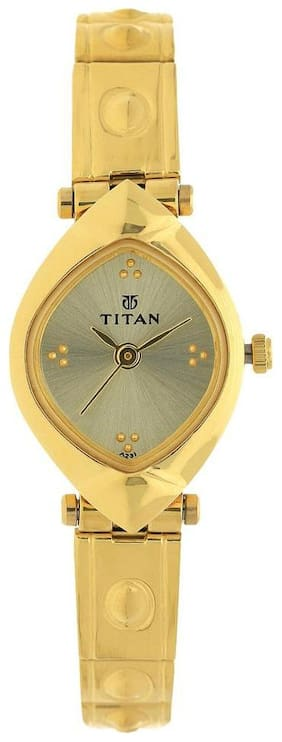 Titan NK2417YM02 Women Watch