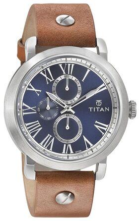 Titan Purple  90049Sl01 Men Analog Watch