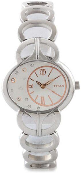 Titan Purple  9922SM01 Women Analog Watches