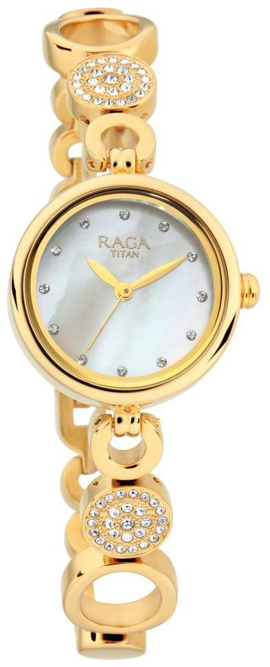 Titan Raga 311YM16 Analog Watch For Women by Titan Company