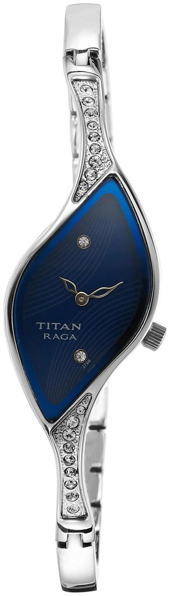 Titan Raga 9710SM01 Women Analog Watches by Watch Apeal