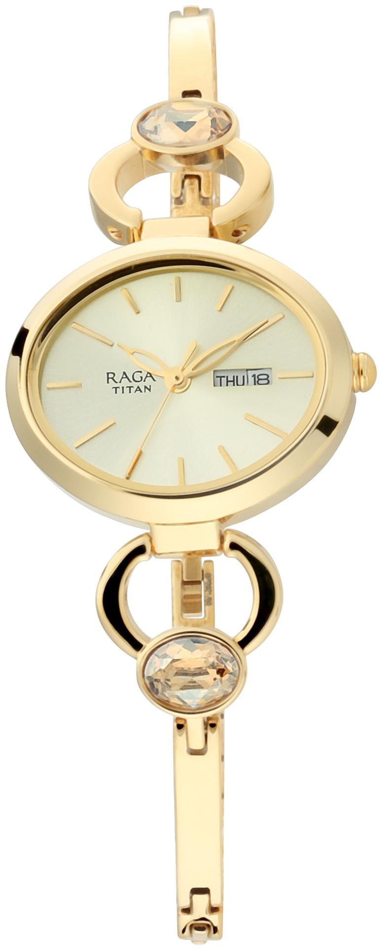 Titan Viva Raga Women Analog Watch by Titan Company