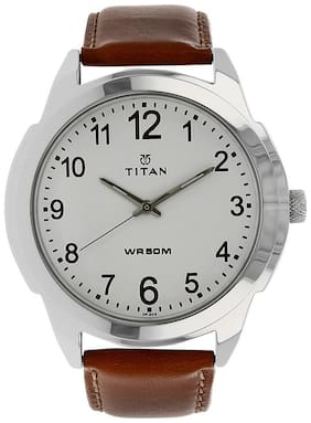 Titan 1585SL07C Men Watch