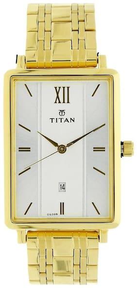 Titan NK1738YM01 Men Watch