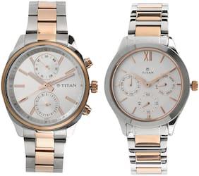 White Couple Watch