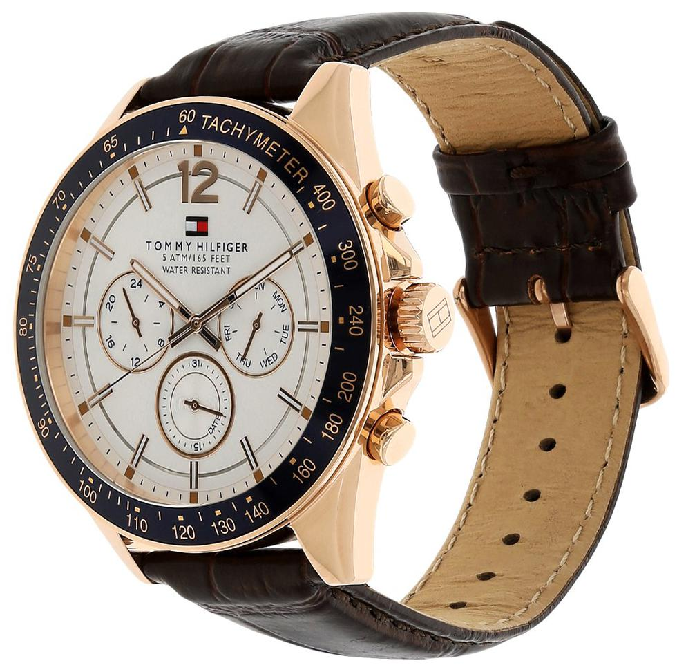 938f3ffff Buy Tommy Hilfiger Th1791118 Men Chronograph Watch Online at Low Prices in  India - Paytmmall.com
