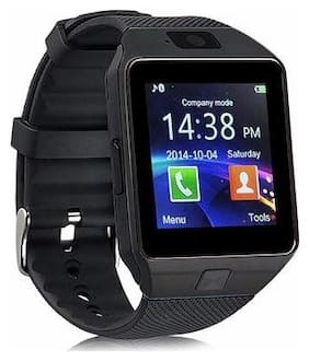 TOQON Bluetooth Smart Watch with SIM Card Slot Independent Smart Phone Health Monitoring