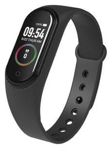 TRUSTBERRY M4 New Series Fitness Bluetooth Smart Band With Waterproof Body