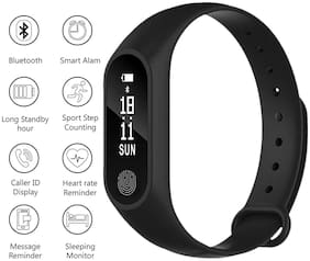 TSV  High Quality M2 Fitness Band/Fitness Tracker/Heart Beat/Pedometer Sensor for All Leading Smart Phones